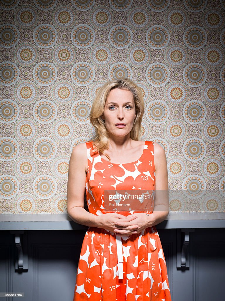 Gillian Anderson, Sunday Times magazine UK, July 6, 2014