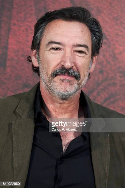 Actor Gines Garcia Millan attends the 'La Catedral del Mar' photocall at the Palacio de Congresos during the FesTVal 2017 on September 8 2017 in...