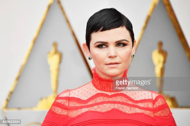 Actor Ginnifer Goodwin attends the 89th Annual Academy Awards at Hollywood Highland Center on February 26 2017 in Hollywood California