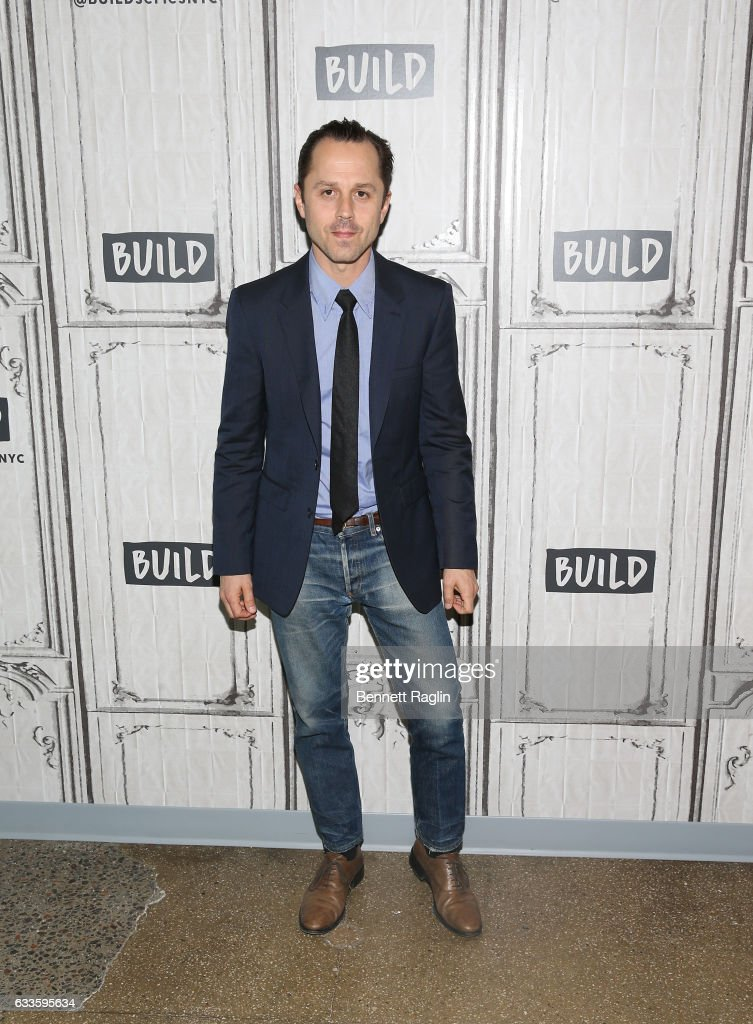 "Build Series Presents Giovanni Ribisi Discussing ""Sneaky Pete"""