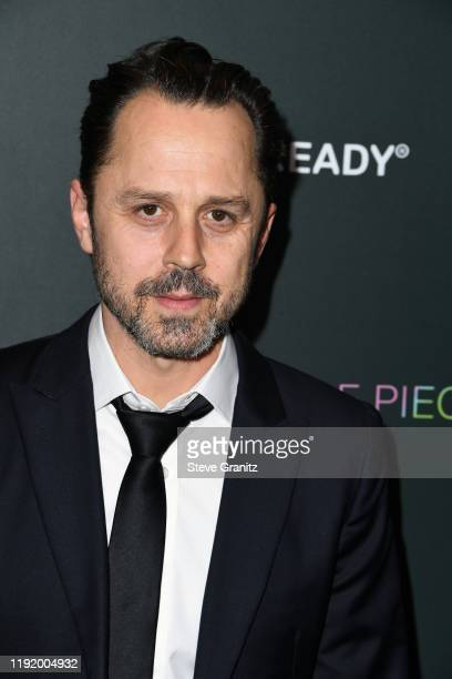 """Actor Giovanni Ribisi attends the special screening of Momentum Pictures' """"A Million Little Pieces"""" at The London Hotel on December 04, 2019 in West..."""