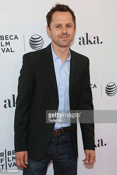 Actor Giovanni Ribisi attends the world premiere of 'Meadowland' during 2015 Tribeca Film Festival at SVA Theater 1 on April 17, 2015 in New York...