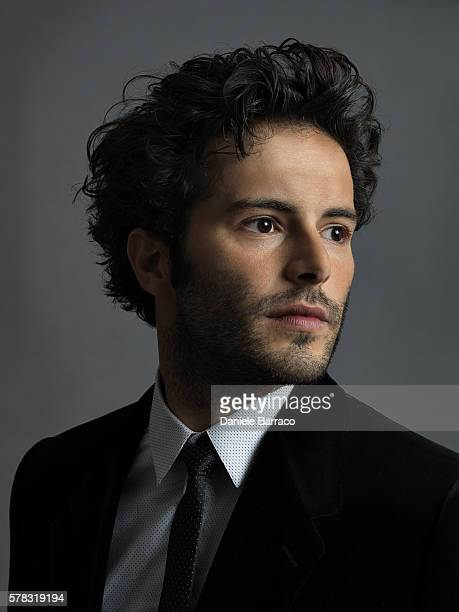 Actor Giulio Forges Davanzati is photographed for Self Assignment in 2011.