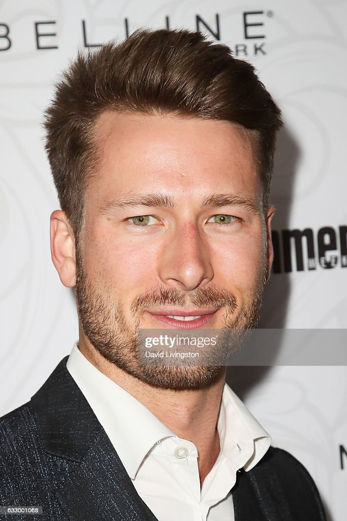 Actor Glen Powell arrives at the Entertainment Weekly celebration honoring nominees for The Screen Actors Guild Awards at the Chateau Marmont on January 28, 2017 in Los Angeles, California.