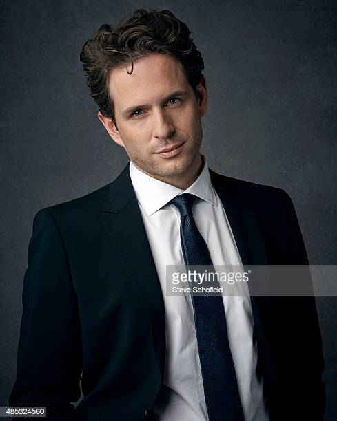 Actor Glenn Howerton is photographed for Emmy magazine on December 1 2014 in Los Angeles California