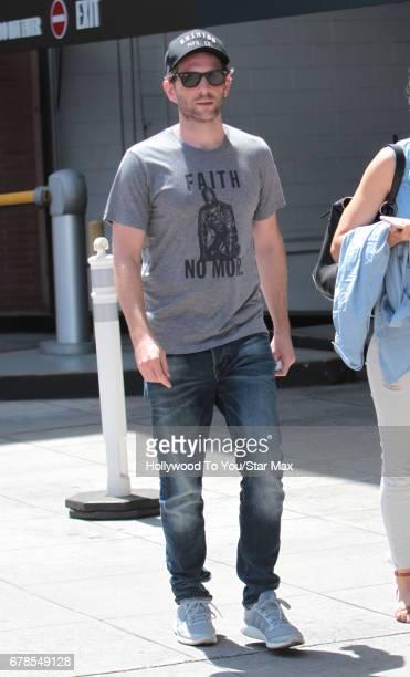 Actor Glenn Howerton is seen on May 3 2017 in Los Angeles California