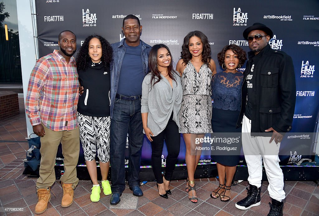 "2015 Los Angeles Film Festival - ""Love And Basketball"" Screening : News Photo"
