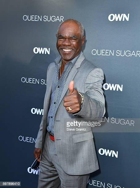 "Actor Glynn Turman attends OWN Oprah Winfrey Network's ""Queen Sugar"" premiere at the Warner Bros Studio Lot Steven J Ross Theater on August 29 2016..."