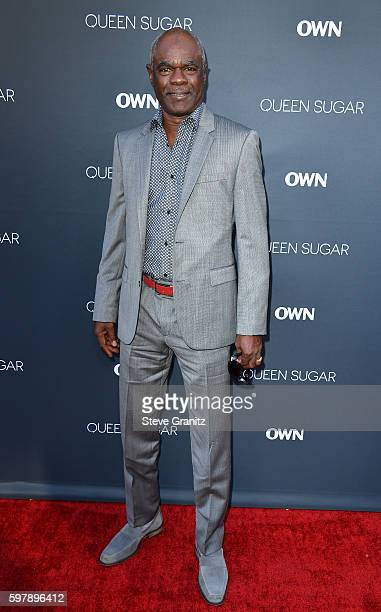 "Actor Glynn Turman attends OWN Oprah Winfrey Network's ""Queen Sugar"" premiere at the Warner Bros Studio Lot Steven J Ross Theater on August 29 2016..."