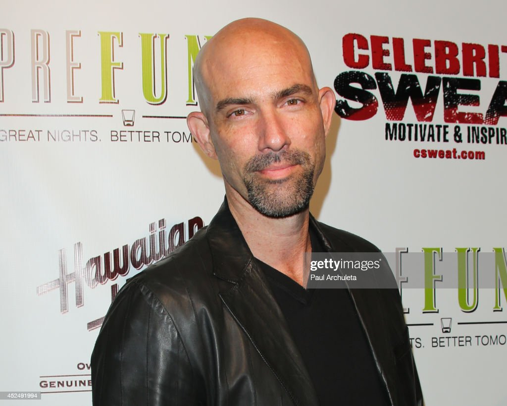 Actor Gonzalo Menendez attends Evander Holyfield's ESPYS Awards after party on July 16, 2014 in Los Angeles, California.