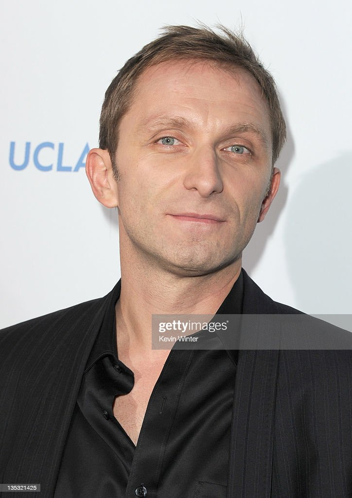 Actor Goran Kostic arrives at the premiere of FilmDistrict's 'In the Land of Blood and Honey' held at ArcLight Cinemas on December 8, 2011 in Hollywood, California.