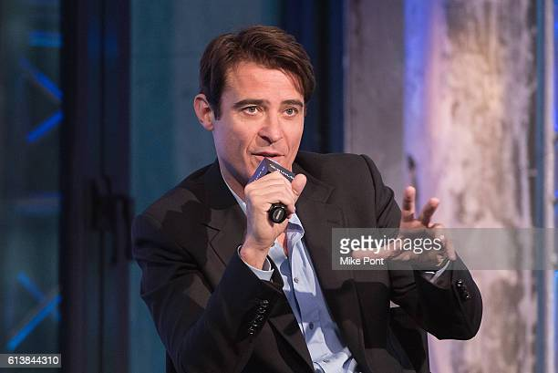 Actor Goran Visnjic attends the Build Series to discuss Timeless at AOL HQ on October 10 2016 in New York City
