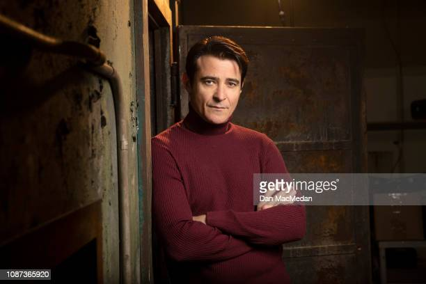 Actor Goran Visnjic is photographed for USA Today on November 6 2018 in Santa Clarita California PUBLISHED IMAGE
