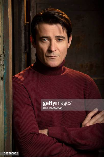 Actor Goran Visnjic is photographed for USA Today on November 6 2018 in Santa Clarita California