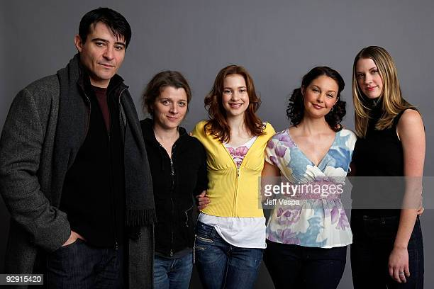 Actor Goran Visnjic writer/director Sandra Nettelbeck actress Alexia Fast actress Ashley Judd and actress Lauren Lee Smith pose for a portrait during...
