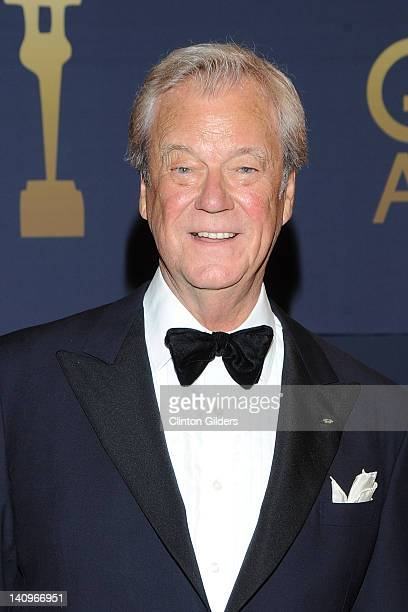 Actor Gordon Pinsent arrives at the 32nd Genie Awards at Westin Harbour Castle Hotel on March 8 2012 in Toronto Canada