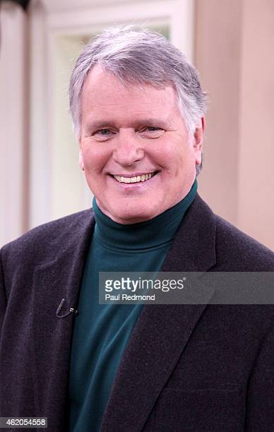 Actor Gordon Thomson photographed on the set of 'Dynasty' Reunion on 'Home Family' at Universal Studios Backlot on January 23 2015 in Universal City...