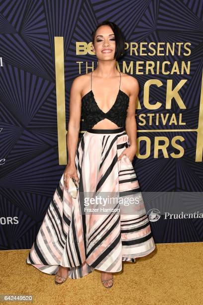 Actor Grace Gealey attends BET Presents the American Black Film Festival Honors on February 17, 2017 in Beverly Hills, California.