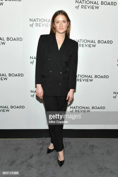 Actor Grace Gummer attends the 2018 The National Board Of Review Annual Awards Gala at Cipriani 42nd Street on January 9 2018 in New York City