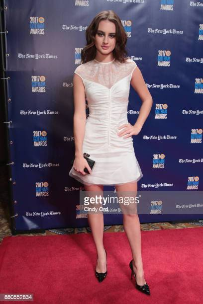 Actor Grace Van Patten attends IFP's 27th Annual Gotham Independent Film Awards on November 27 2017 in New York City