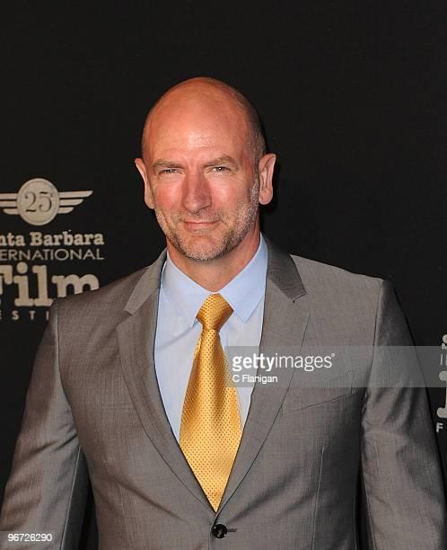 Actor Graham McTavish arrives at the Santa Barbara International Film Festival closing night screening of 'Middle Men' on February 14 2010 in Santa...