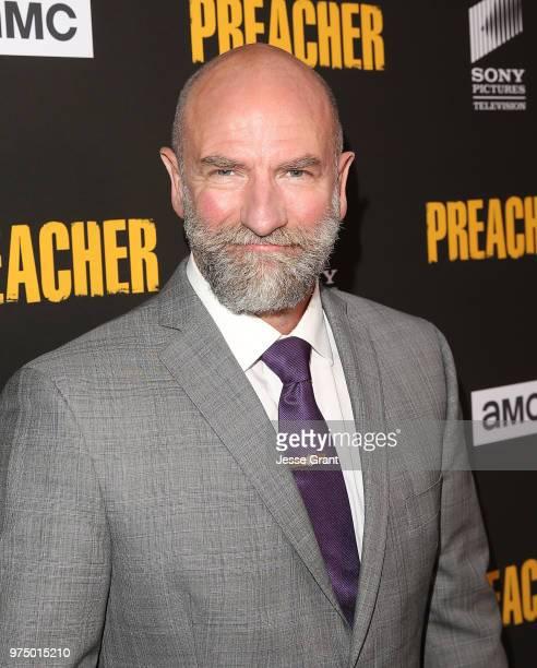 Actor Graham McTavish attend the premiere of AMC's 'Preacher' Season 3 on June 14 2018 in Los Angeles California
