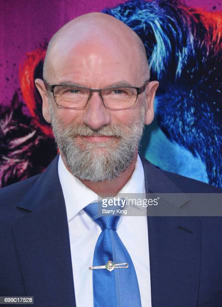 Actor Graham McTavish attends the Premiere of AMC's 'Preacher' Season 2 at The Theatre at Ace Hotel on June 20 2017 in Los Angeles California