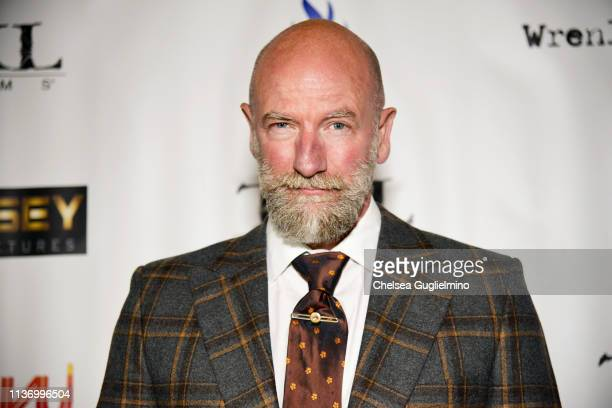 """Actor Graham McTavish attends the premiere of """"Sargasso"""" at Laemmle NoHo 7 on March 19 2019 in North Hollywood California"""