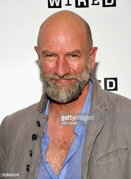 Actor Graham McTavish attends WIRED Cafe during ComicCon International 2016 at Omni Hotell on July 21 2016 in San Diego California
