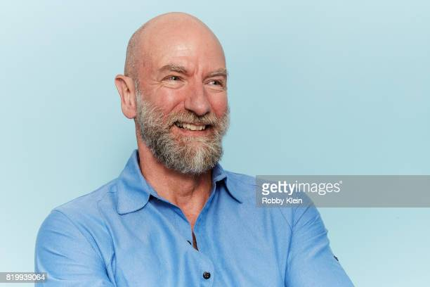 Actor Graham McTavish from AMC's 'Preacher' poses for a portrait during ComicCon 2017 at Hard Rock Hotel San Diego on July 20 2017 in San Diego...