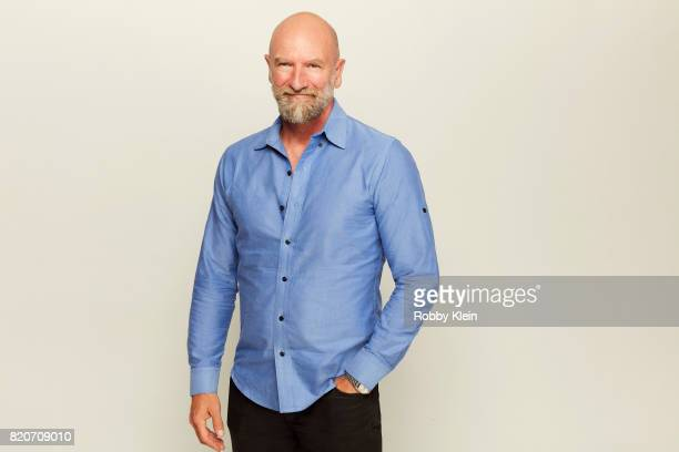 Actor Graham McTavish from AMC's Preacher poses for a portrait during ComicCon 2017 at Hard Rock Hotel San Diego on July 20 2017 in San Diego...