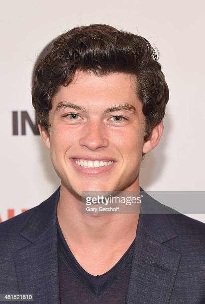 Actor Graham Phillpis attends the Staten Island Summer New York Premiere at Sunshine Landmark on July 21 2015 in New York City