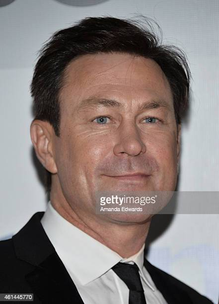 Actor Grant Bowler arrives at NBCUniversal's 72nd Annual Golden Globes After Party at The Beverly Hilton Hotel on January 11, 2015 in Beverly Hills,...