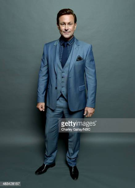 Actor Grant Bowler poses for a portrait during the 2014 NBCUniversal Summer Press Day at The Langham Huntington on April 8, 2014 in Pasadena,...