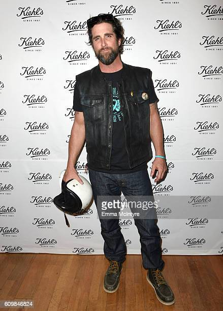 Actor Grant Reynolds attends Kiehl's Since 1851 celebration of LifeRide for Ovarian Cancer Research Fund Alliance at Kiehl's Since 1851 on September...