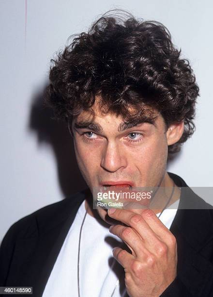 Actor Grayson McCouch attends Children's Friends for Life AIDS Benefit on September 29 1995 at West 31st Street Penthouse in New York City