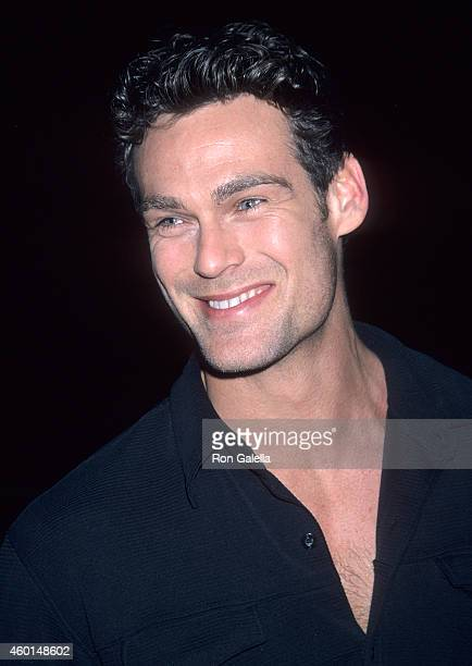 Actor Grayson McCouch attends the UPN Winter TCA Press Tour on January 5 2001 at the Los Angeles Herald Examiner Building in Los Angeles California