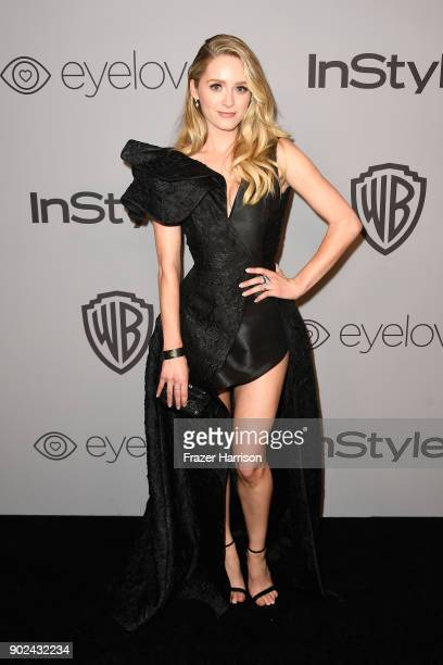 Actor Greer Grammer attends 19th Annual PostGolden Globes Party hosted by Warner Bros Pictures and InStyle at The Beverly Hilton Hotel on January 7...