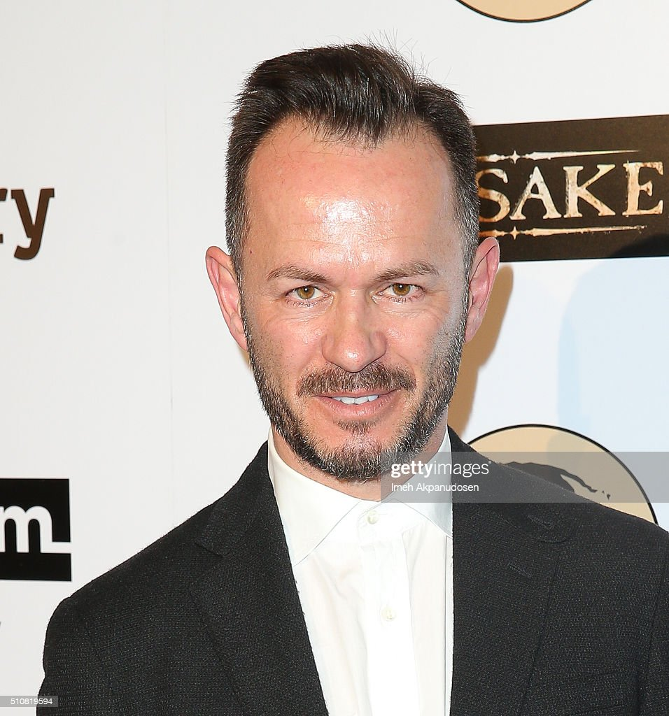 Actor Greg Ellis attends the screening of Momentum Pictures' 'Forsaken' at Autry Museum of the American West on February 16, 2016 in Los Angeles, California.