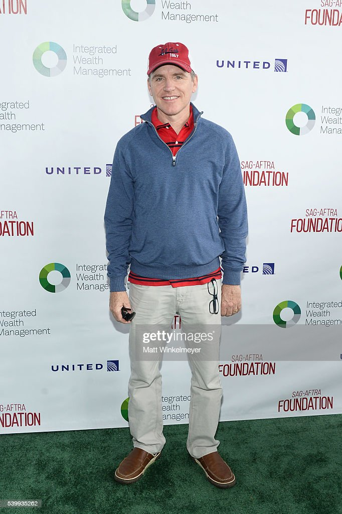 Actor Greg Fitzsimmons arrives at SAG-AFTRA Foundation 7th annual L.A. Golf Classic Fundraiser on June 13, 2016 in Burbank, California.