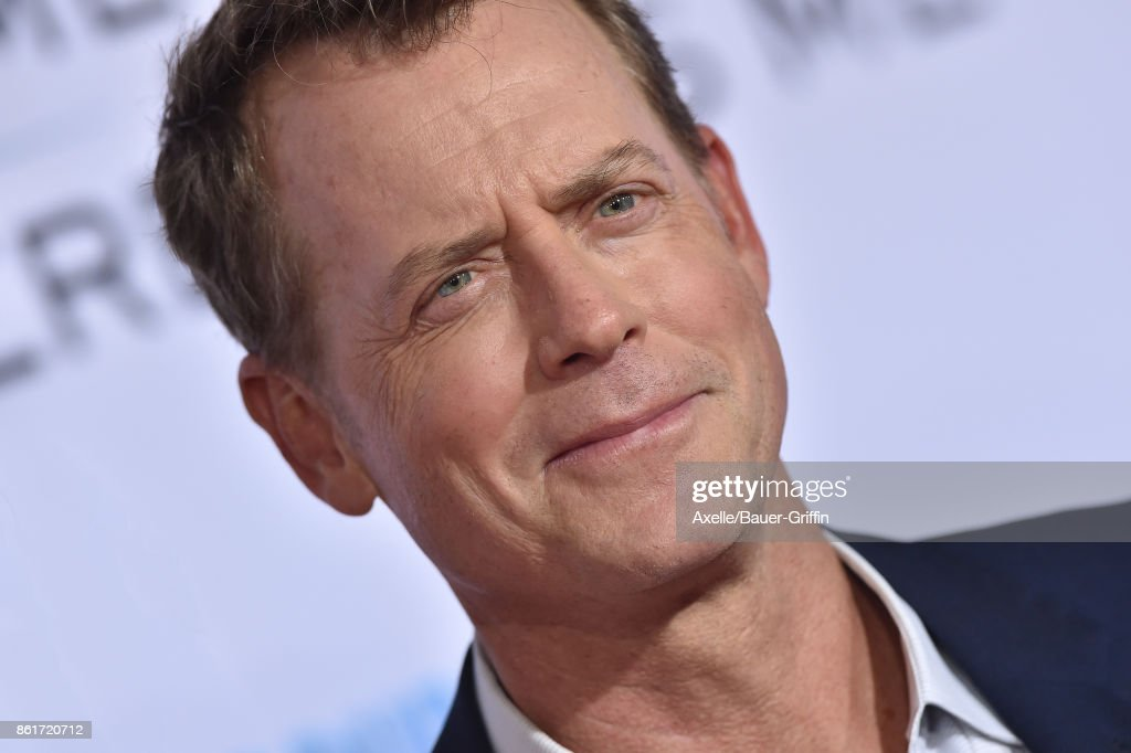 Actor Greg Kinnear arrives at the premiere of 'Same Kind of Different as Me' at Westwood Village Theatre on October 12, 2017 in Westwood, California.