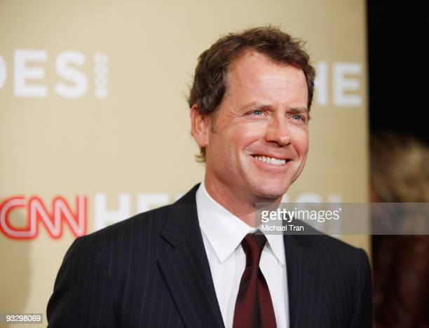 "Actor Greg Kinnear arrives to the 3rd Annual ""CNN Heroes: An All-Star Tribute"" held at the Kodak Theatre on November 21, 2009 in Hollywood,..."