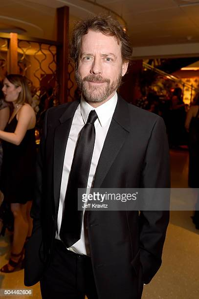 Actor Greg Kinnear attends HBO's Official Golden Globe Awards After Party at The Beverly Hilton Hotel on January 10 2016 in Beverly Hills California