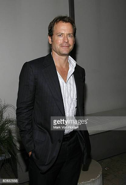 Actor Greg Kinnear attends the after party for Ghost Town at the Soho Grand Hotel on September 15 2008 in New York City