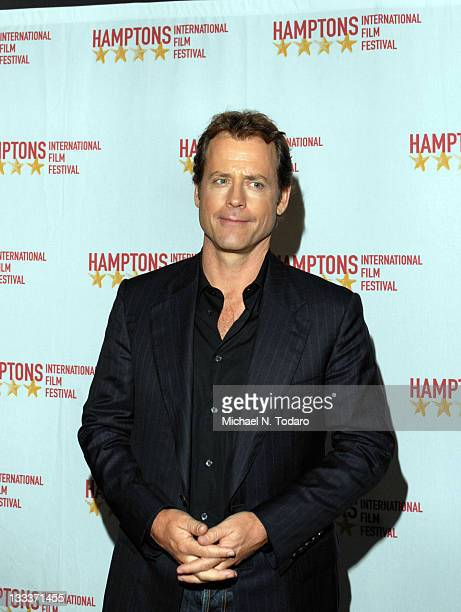 "Actor Greg Kinnear attends the ""Flash of Genius"" screening during the 16th Hamptons International Film Festival at Museum of Modern Art on October 2,..."