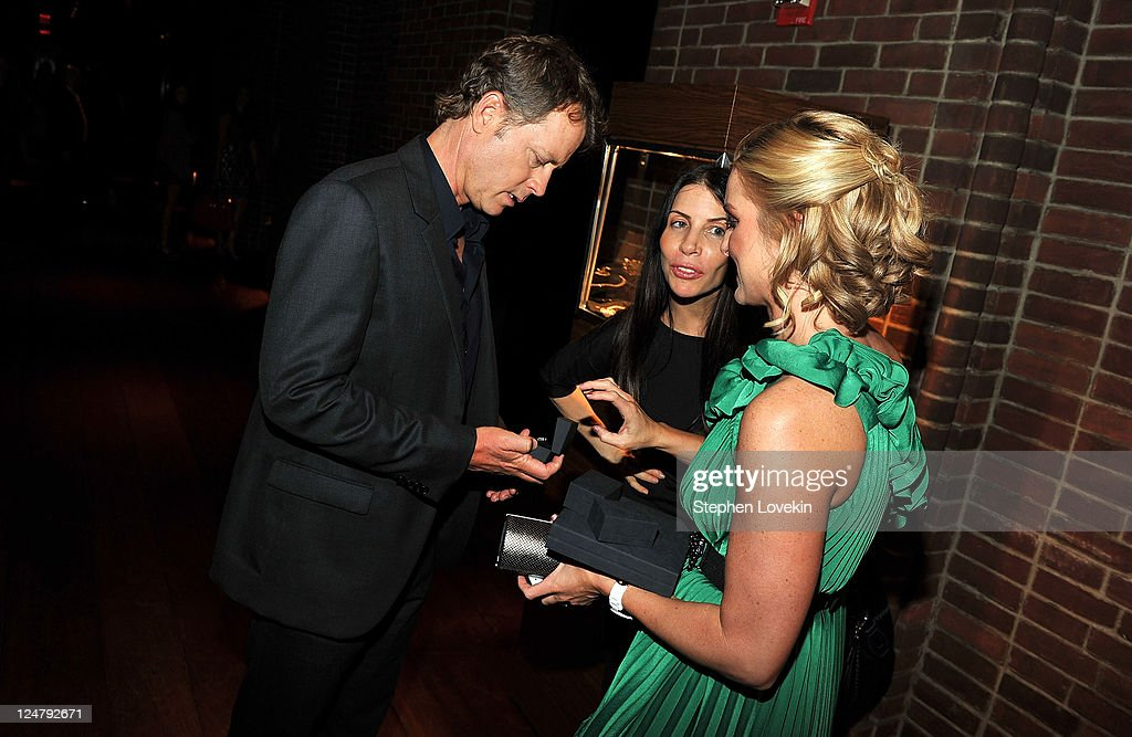 "Premiere of The Weinstein Company's ""I Don't Know How She Does It"" Sponsored by QVC & Palladium Jewelry - After Party : News Photo"