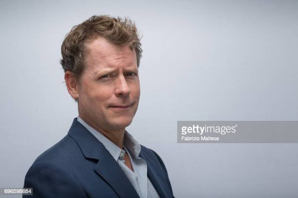Actor Greg Kinnear is photographed for the Hollywood Reporter on May 25 2017 in Cannes France