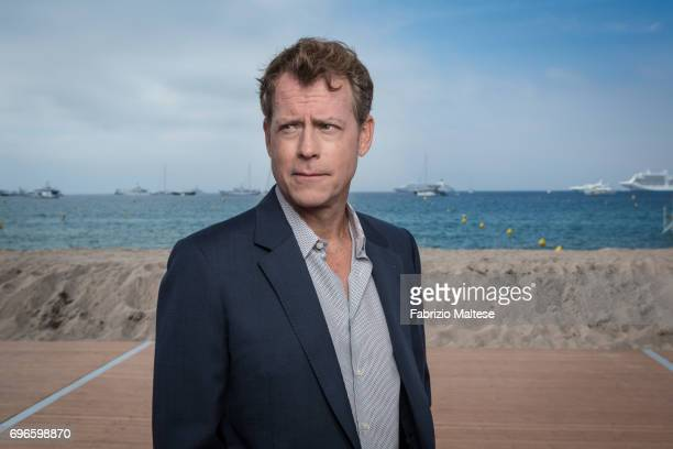 Actor Greg Kinnear is photographed for the Hollywood Reporter on May 25, 2017 in Cannes, France.