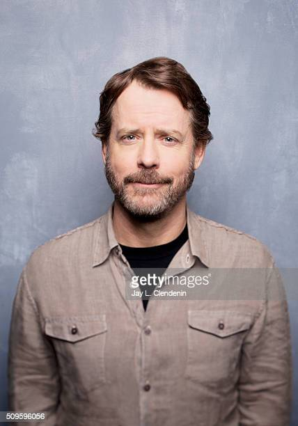 Actor Greg Kinnear of 'Little Men' poses for a portrait at the 2016 Sundance Film Festival on January 25 2016 in Park City Utah CREDIT MUST READ Jay...