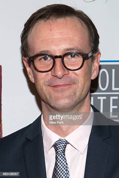 Actor Greg McFadden attends the opening night party for Act One at The Plaza Hotel on April 17 2014 in New York City